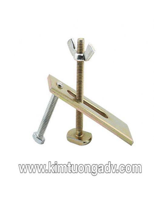 Kẹp Vật Liệu Máy CNC Bằng Sắt
