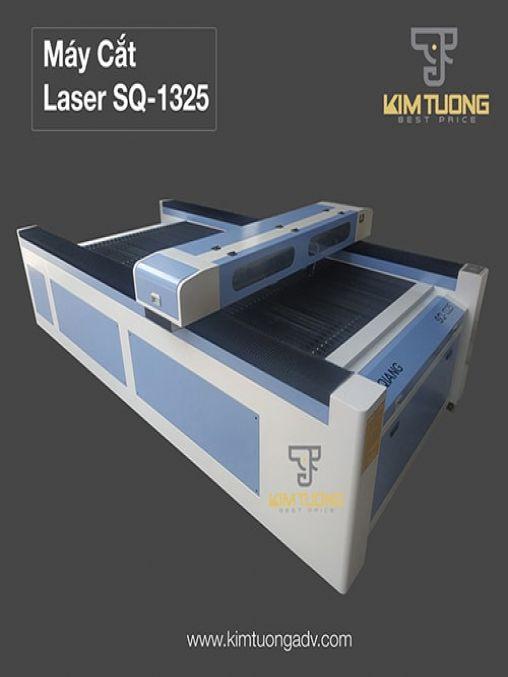 Máy Cắt Khắc Laser 1325 - Bàn Thanh Dao