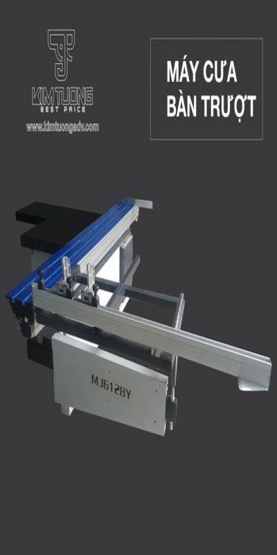 Máy Cưa Bàn Trượt - Máy Cắt Format, Ván MDF, Ván Gỗ, Tấm Nhựa PVC