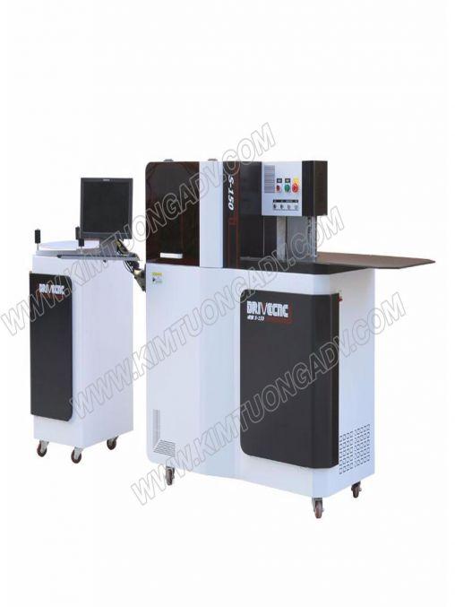 Máy Uốn Chân Chữ Nhôm - Inox S150