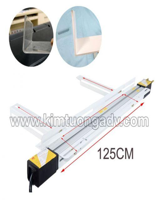 Máy Uốn Mica - PVC