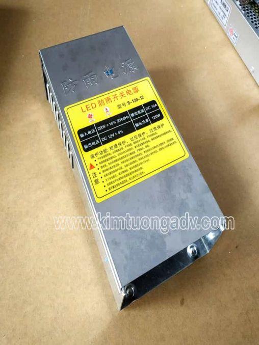Nguồn Led ngoài Trời 12V - 10A